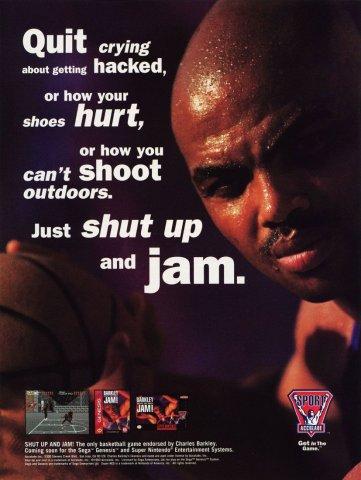 Barkly Shut up and Jam