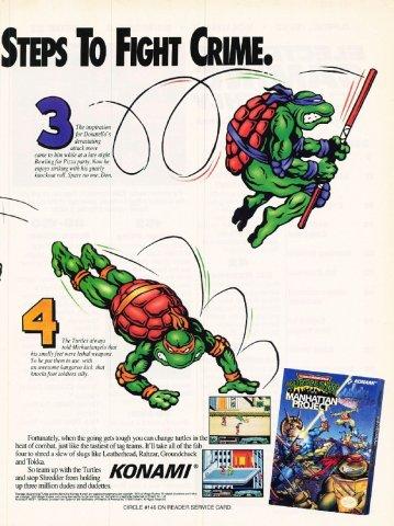 Teenage Mutant Ninja Turtles III: The Manhattan Project 2