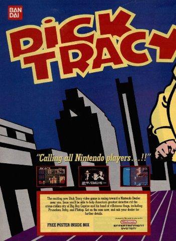Dick Tracy 1