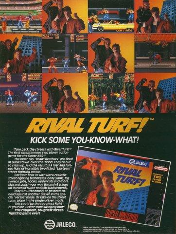 Rival Turf&33;