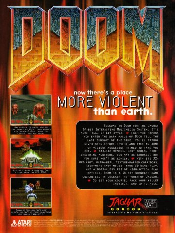 Doom Atari Jaguar