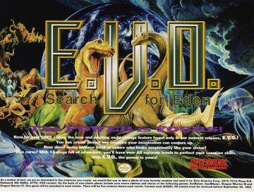 EVO - Search for Eden