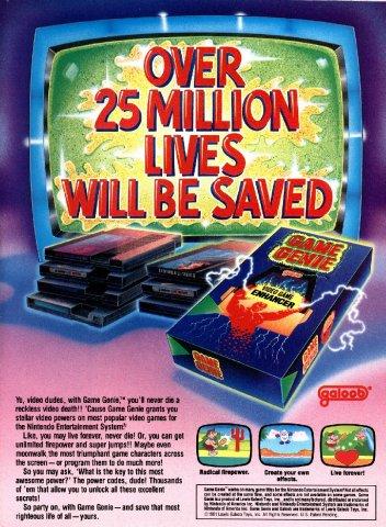 Game Genie NES