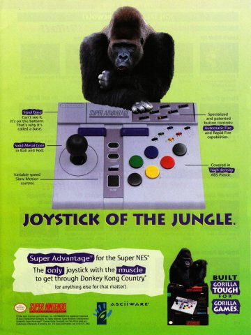 Super Advantage Joystick
