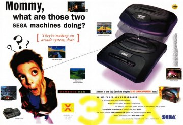 32X System Ad