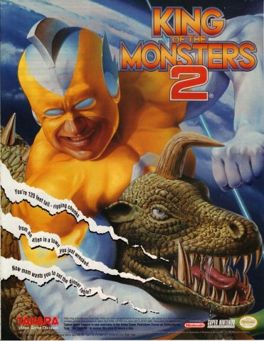 King of Monsters 2
