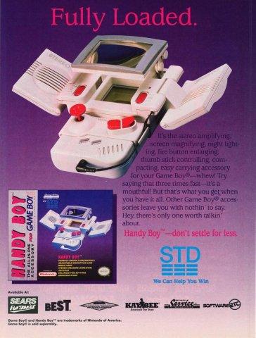 Handy Boy Gameboy