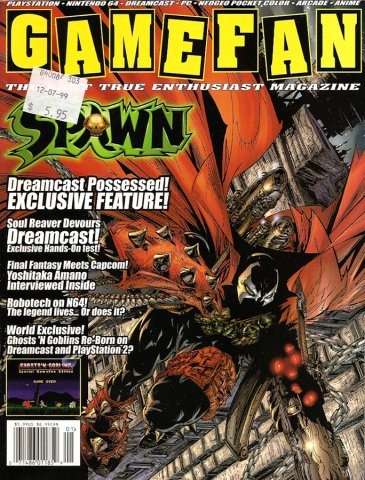 GameFan Issue 77 January 2000 (Volume 8 Issue 1)