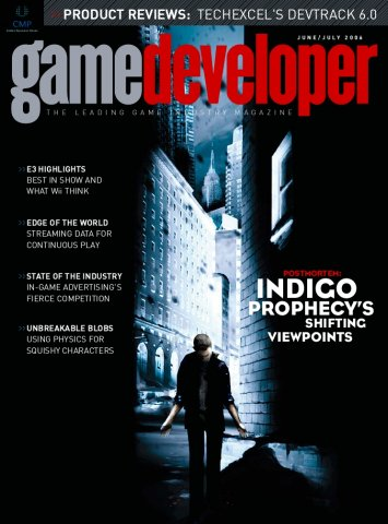 Game Developer 125 June July 2006