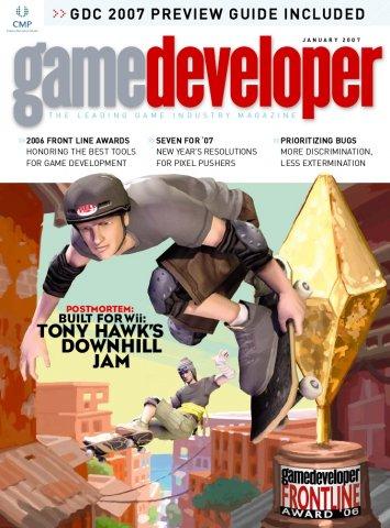 Game Developer 131 Jan 2007