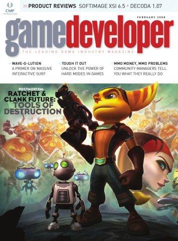 Game Developer 143 Feb 2008