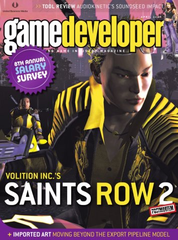 Game Developer 156 (April 2009)