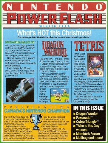 Nintendo Power Flash 06 (Winter 1990)