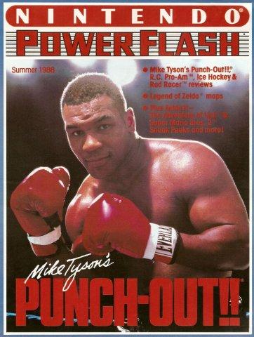 Nintendo Power Flash 01 (Summer 1988)