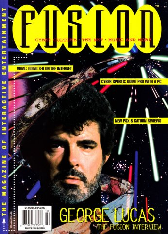 Fusion Issue 3 October 1995 (Volume 1 Issue 3)