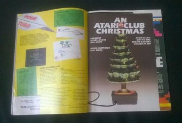 Atari Age (1982) v2n3 Christmas catalog supplement