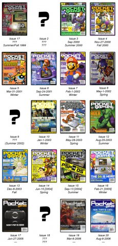 Pocket Games cover thumbnail gallery