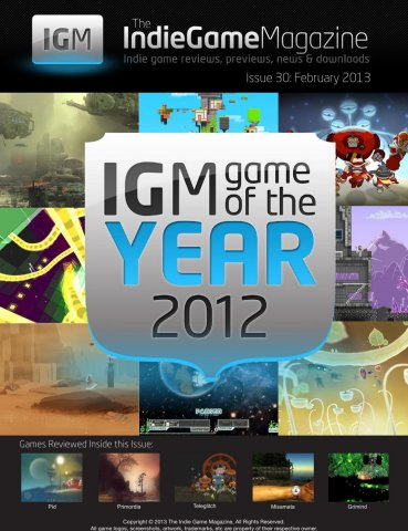Indie Game Magazine 030 February 2013
