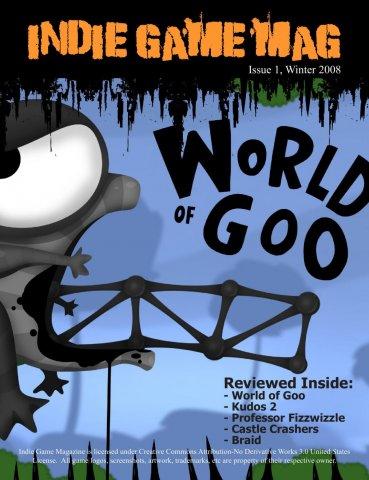 Indie Game Magazine 001 Winter 2008