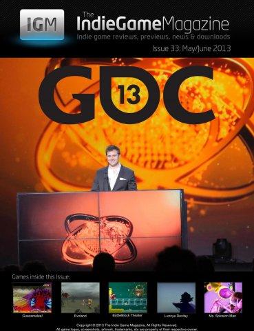 Indie Game Magazine 033 May-June 2013