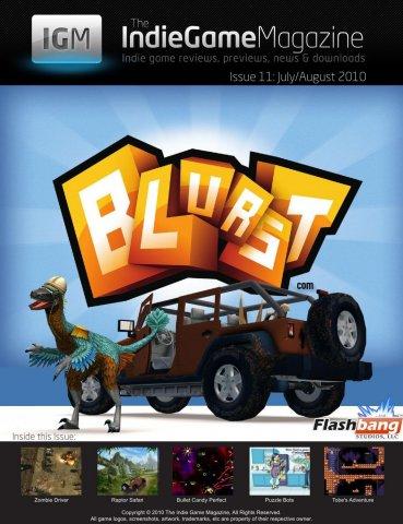 Indie Game Magazine 011 July-August 2010
