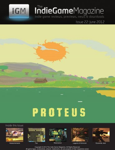 Indie Game Magazine 022 June 2012