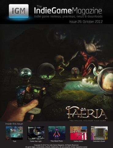 Indie Game Magazine 026 October 2012