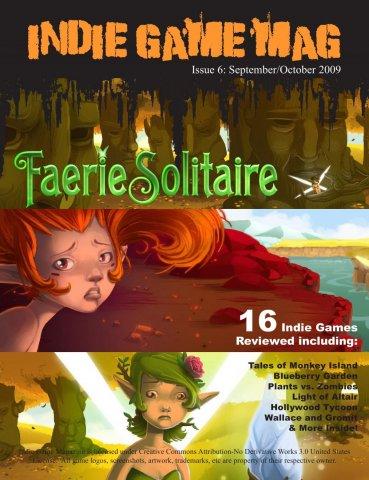 Indie Game Magazine 006 September-October 2009