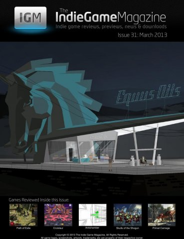 Indie Game Magazine 031 March 2013