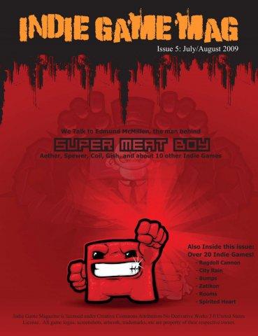 Indie Game Magazine 005 July-August 2009