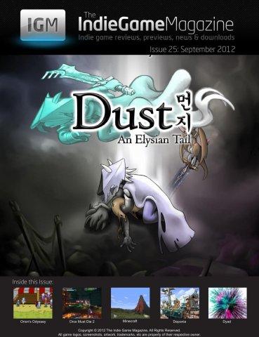 Indie Game Magazine 025 September 2012