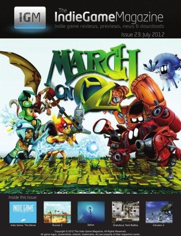 Indie Game Magazine 023 July 2012