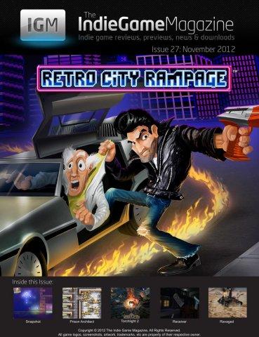 Indie Game Magazine 027 November 2012