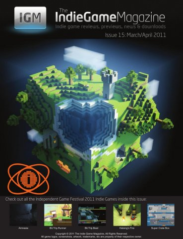 Indie Game Magazine 015 March-April 2011