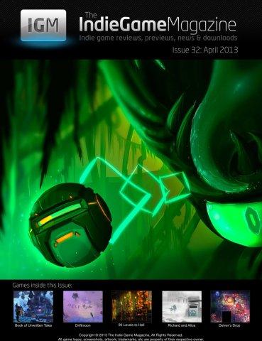 Indie Game Magazine 032 April 2013