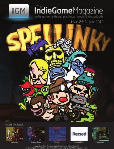 Indie Game Magazine 024 August 2012