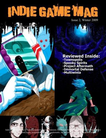 Indie Game Magazine 002 Winter 2009