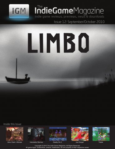 Indie Game Magazine 012 September-October 2010