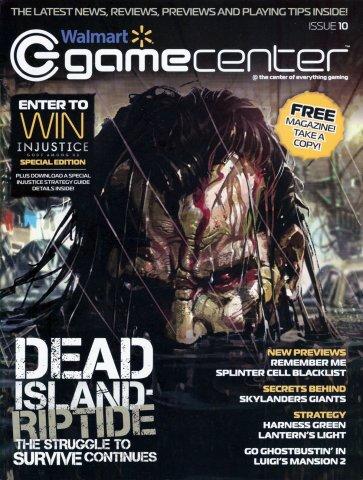 Walmart GameCenter Issue 010