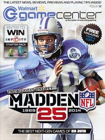 Walmart GameCenter Issue 012