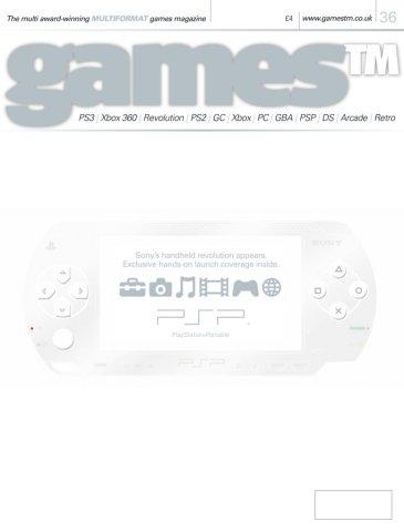 Games TM Issue 036 (September 2005)