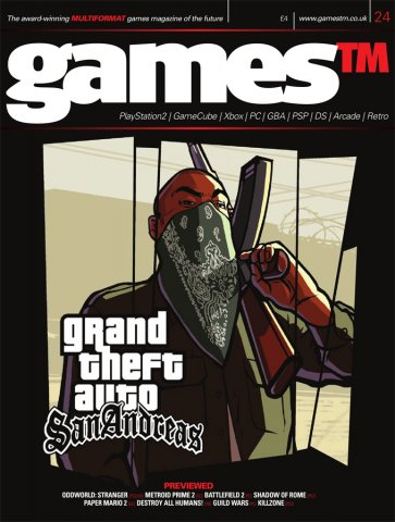Games TM Issue 024 (October 2004)