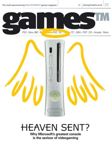 Games TM Issue 039 (December 2005) (Cover 1 Of 2)