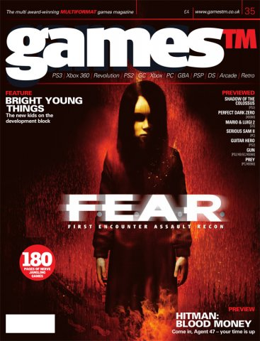 Games TM Issue 035 (August 2005)