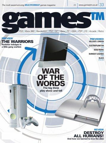 Games TM Issue 033 (June 2005)