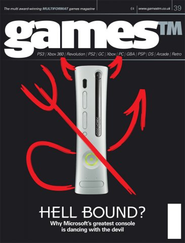 Games TM Issue 039 (December 2005) (Cover 2 Of 2)