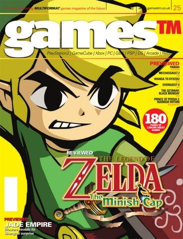 Games TM Issue 025 (November 2004)