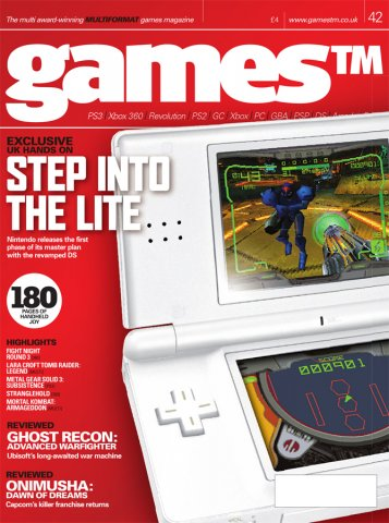 Games TM Issue 042 (March 2006)