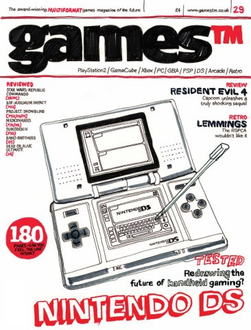 Games TM Issue 029 (February 2005)