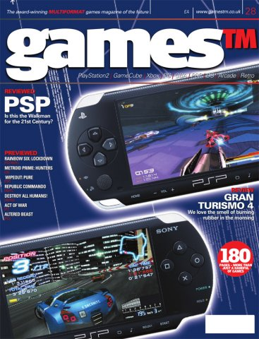 Games TM Issue 028 (January 2005)